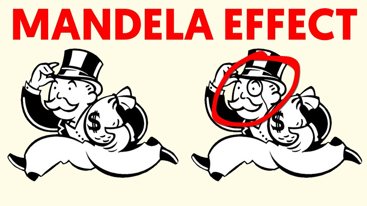 Have You Experienced The Mandela Effect Mandela Effects