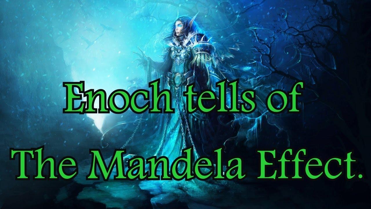 Mandela Effect Time Travel